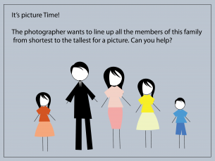 Family Picture Time Worksheets