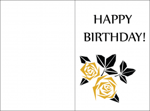 Pics Photos - Happy Birthday Cards Print Out