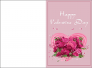 Thoughtful Rose Valentine Greeting Card