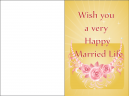 Married Life Greeting Cards