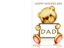 Father's Day - Teddy Bear themed