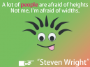 Funny Quotes by Steven Wright