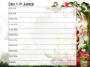 Printable Daily Calendars Apple