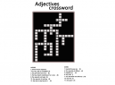 Adjectives Crossword Puzzles