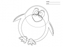 Printable Activity templates Penguin