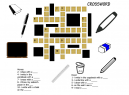 Stationery Crossword Puzzles