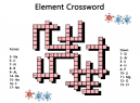 Element Crossword Puzzles
