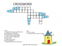 House Crossword Puzzles