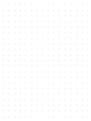 Dotted Line Graph Paper