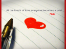 Love Quotes by Plato