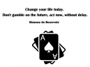 Life Quotes on Gambling