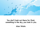 Inspirational Quotes by Alan Watts