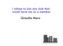 Funny Quotes Groucho Marx