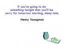 Funny Quotes Henry Youngman