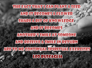 Inspirational Quotes Leo Buscaglia