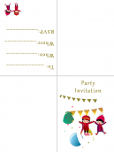 Party Invitations Free Printables