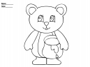 Free Teddy Bear Printables