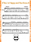 Printable Sheet Music Free