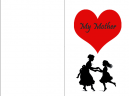 Happy My Mother Card Printables