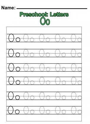 Number Names Worksheets worksheets for letter c : Number Names Worksheets : letter o worksheets for preschool ~ Free ...