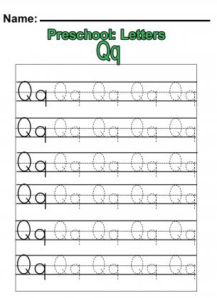 Letter C Worksheets For Preschool - Worksheet