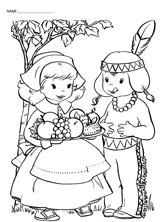 Teapot Coloring Page for Children