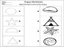 Kindergarten Following Directions Printables