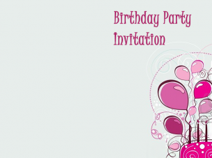 Lorax Free Printable Birthday Party Invitations