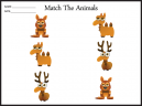 Free Monkey Theme Printables