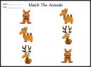 Free Monkey Theme Printables