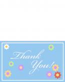 Free Online Flower Nametags