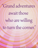 Grand Adventures Motivational Quotes