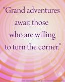 Grand Adventures Motivational Quotes