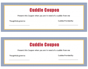 cuddle coupons