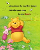 Love Quote by Winnie the Pooh