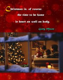 Christmas Quote from Garry Moore