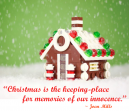 Quotes About Christmas from Joan Mills