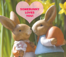 Somebunny Loves You Printable