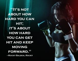 Rocky Balboa Motivational Quotes