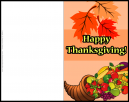 Count Your Blessings Greeting Card - Happy Thanksgiving