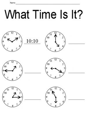 Number Names Worksheets free worksheets on time : Start Here : doubles addition worksheets for kindergarten. free ...