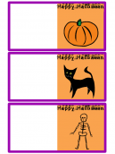 Kids Halloween Card