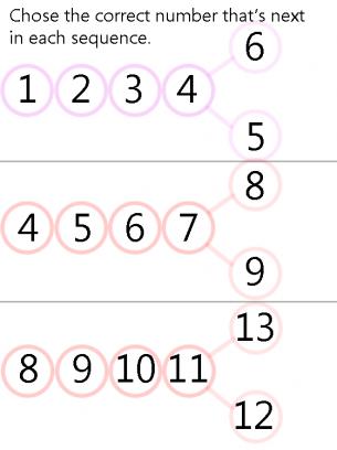 Number Names Worksheets free printable sequencing worksheets : Number Sequence Worksheet