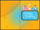 Baby Animal Birthday Cards