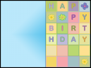 Pastel Birthday Cards
