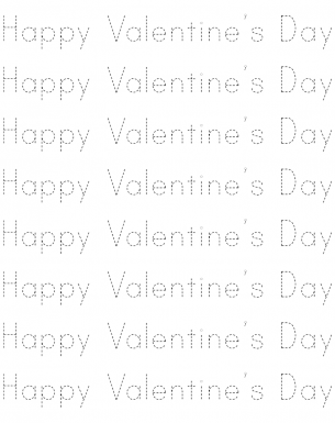 Valentine coupons ita
