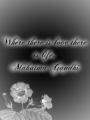 Quotes about Love Gandhi