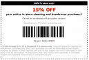 Staples Coupons 15 Off