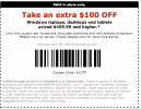 Staples Coupons 100 Off