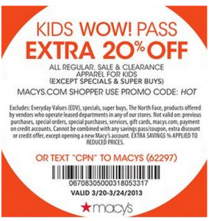 Macys Promo Code 20 Off Red Jacket Resorts